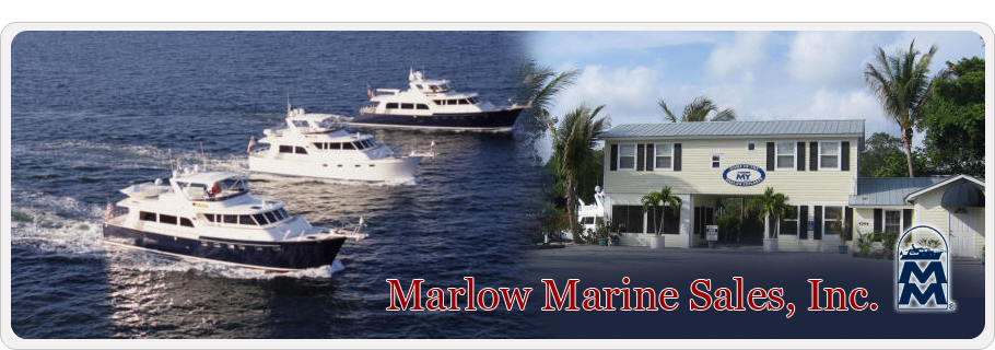 Marlow Marine Sales, Inc- Yacht sales & Full service Boatyard