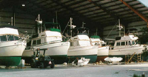 Grand Banks Yachts